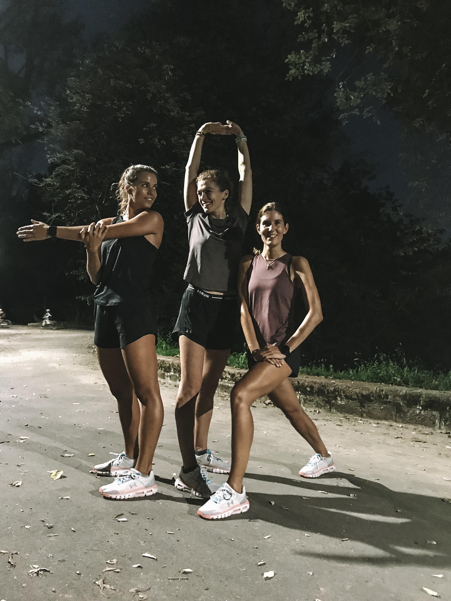 Diario di maratona: pronte a correre